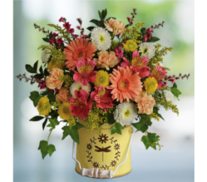 Country Spring Bouquet by George Thomas Florist